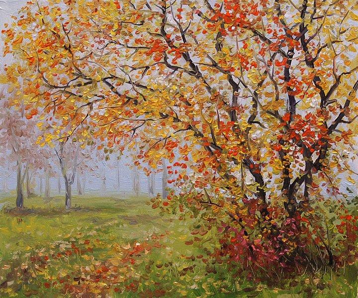 Александр Воля – Осень в красках
