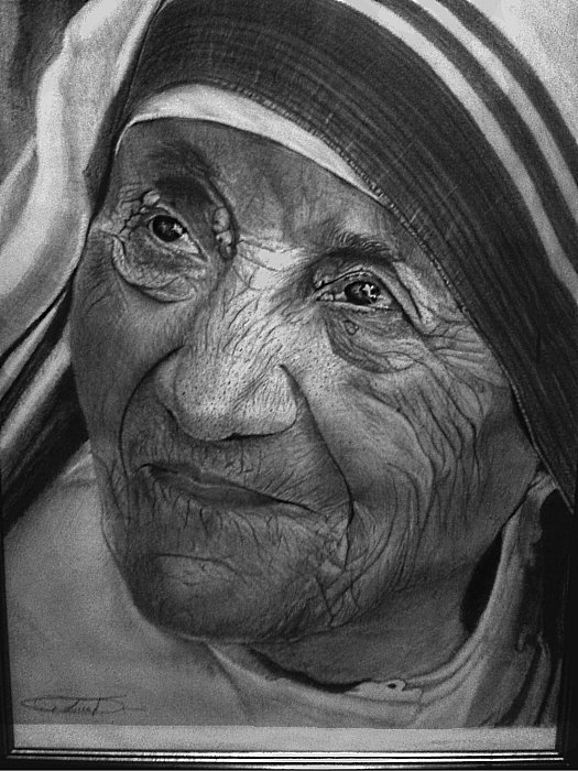 Mother Teresa ~ German