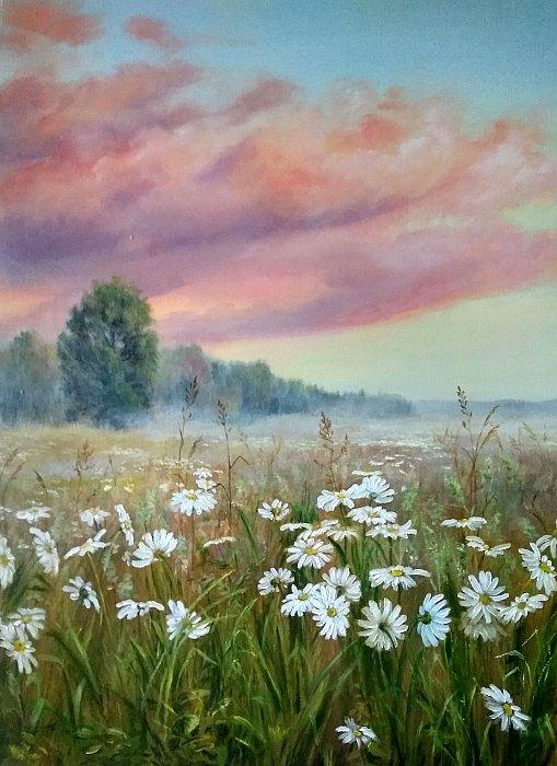 Галина(или просто) Жановна – Утро
