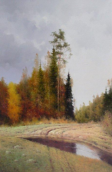 Василий Грибенников – Лесная дорога