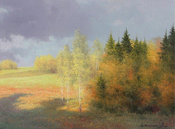 Василий Грибенников – Октябрь