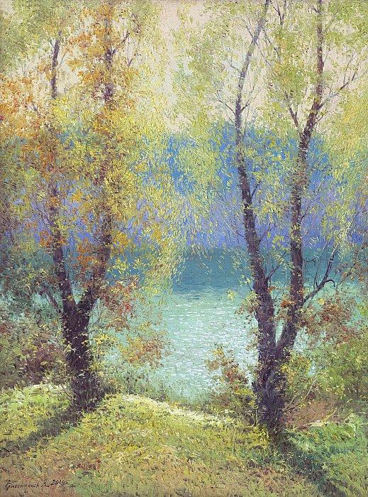 Весна у реки