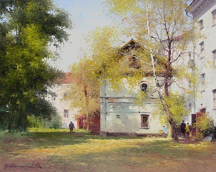 Ярославский дворик