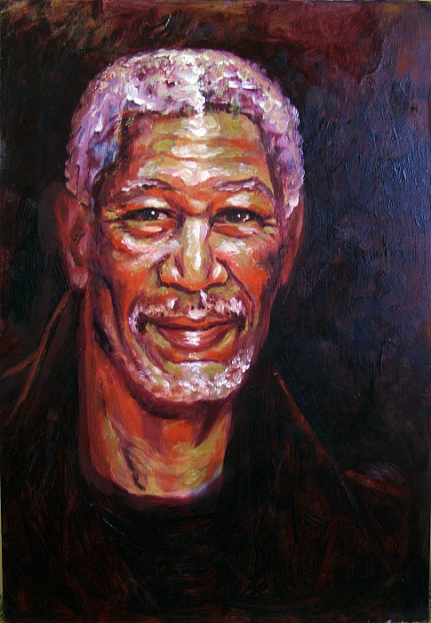 Morgan Freeman ~ Гайса