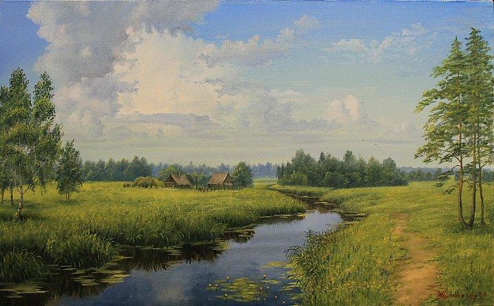 Владимир куликов – Летнее небо
