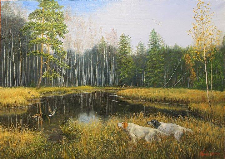 Владимир куликов – Охотничий азарт