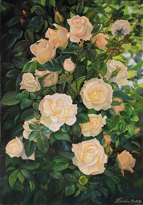 Владимир куликов – Розовый куст