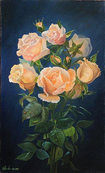 Владимир куликов – Розы