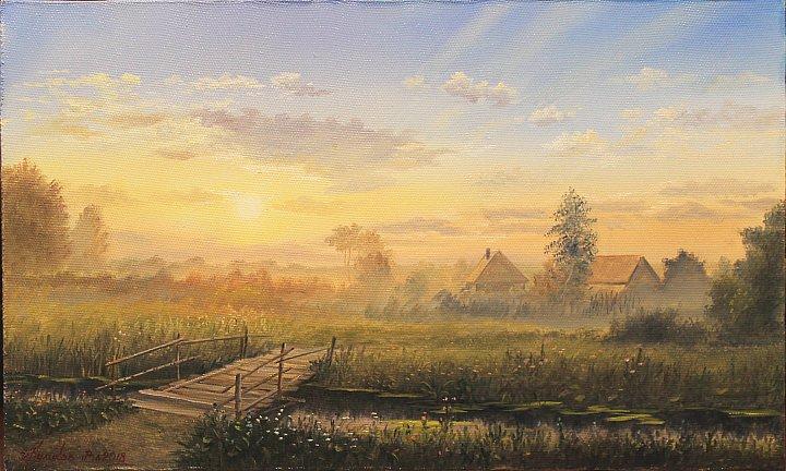Владимир куликов – Сельское утро