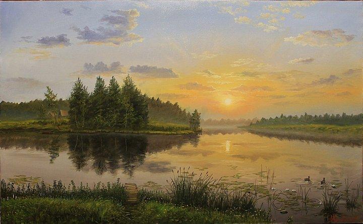 Владимир Куликов – Соловьиное утро