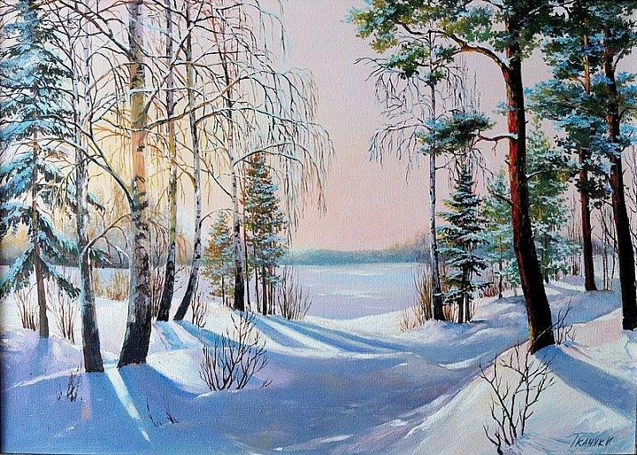Ирина – Морозное утро
