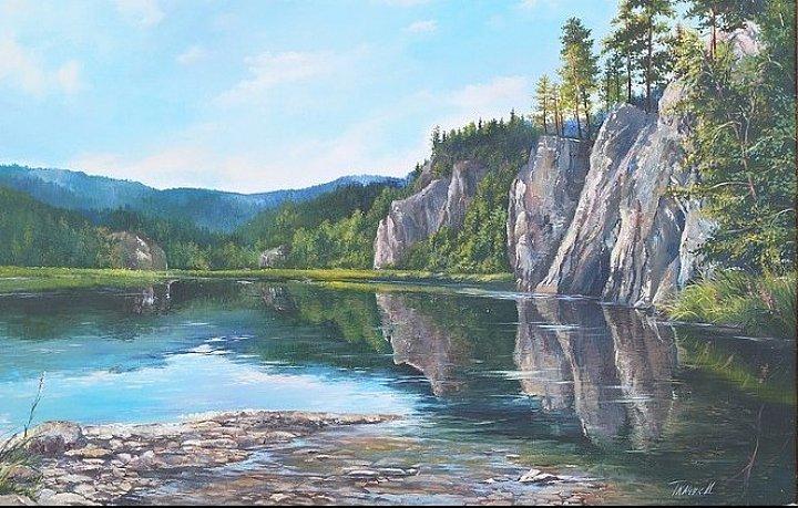 Ирина – Река Чусовая
