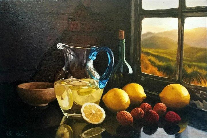 Лимоны и личи