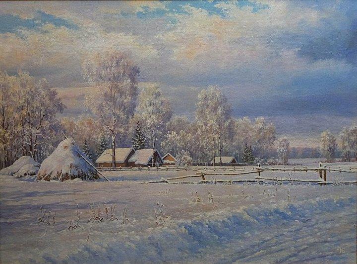 Иван Булыгин – Зима