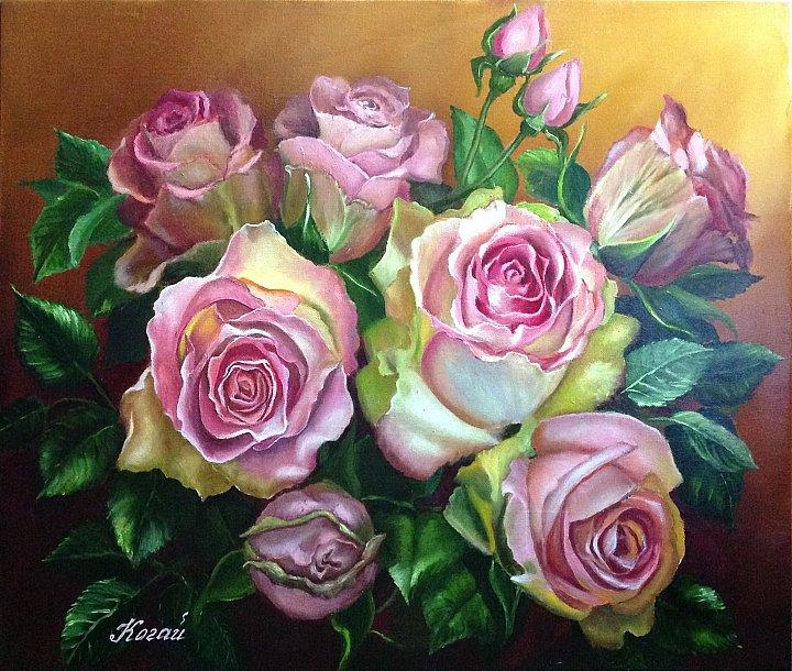 Когай Жанна – Розовая нежность