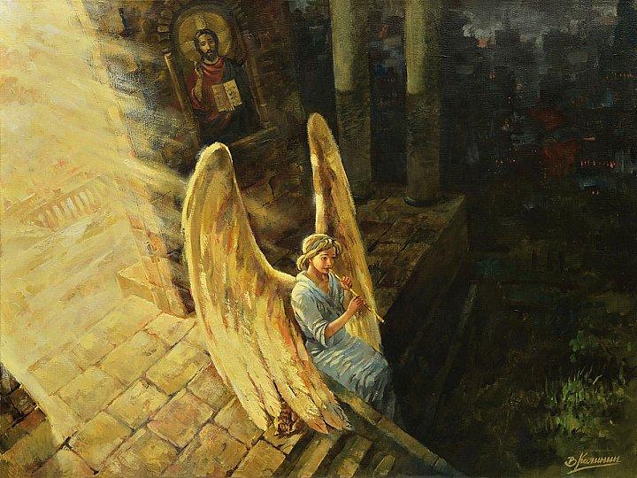 Владимир Калинин – К Ночной Молитве