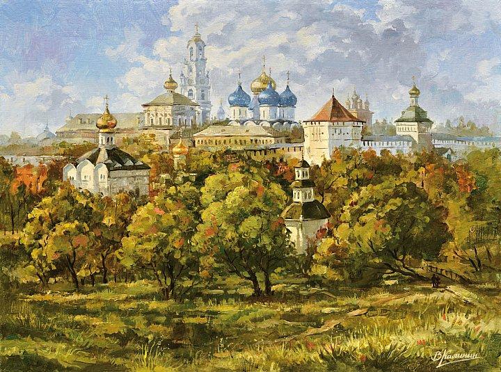 Владимир Калинин – Троице-Сергиева Лавра