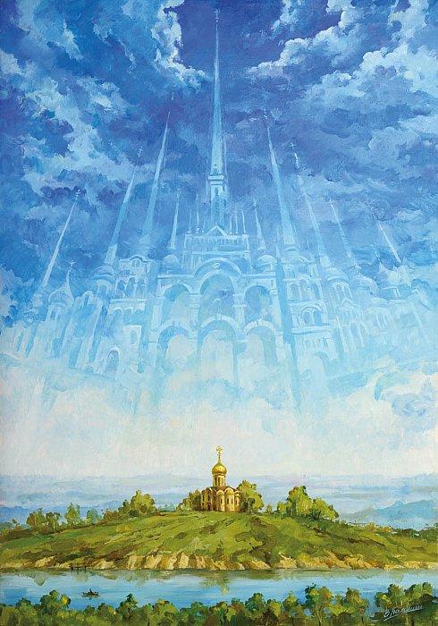 Владимир Калинин – Храм