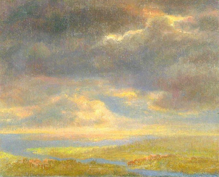 Кирилл Мельник – Вечерние небеса