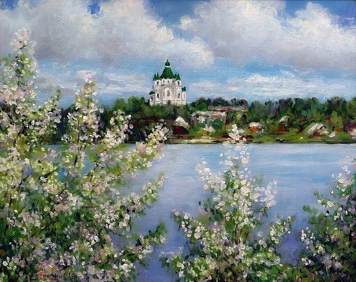 Андрей Костромин – Цвет яблони