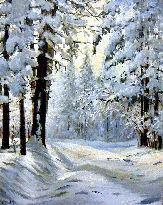 Андрей Костромин – февраль
