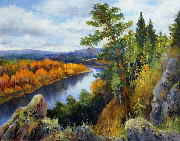 Андрей Костромин – Над осенью