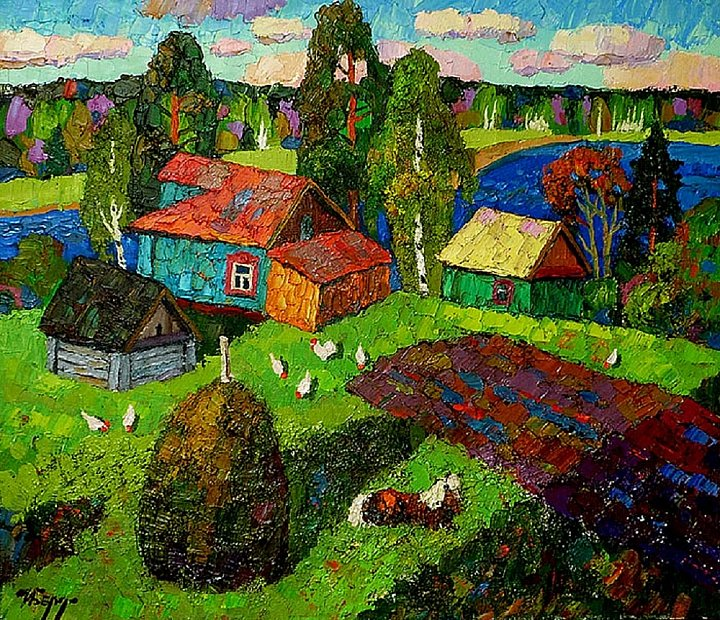 Бердышев Игорь – На высоком берегу