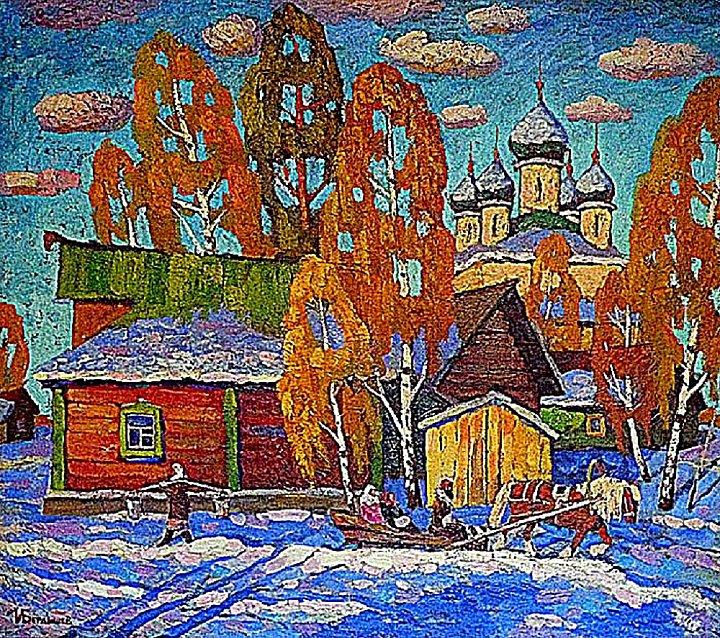 Бердышев Игорь – По первому снегу