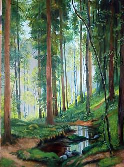 Татьяна - Лесной ручей.