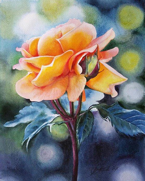 Любовь Титова – Красавица из сада