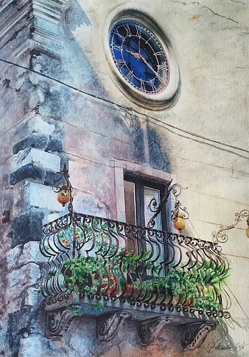 Таормина. Сицилия