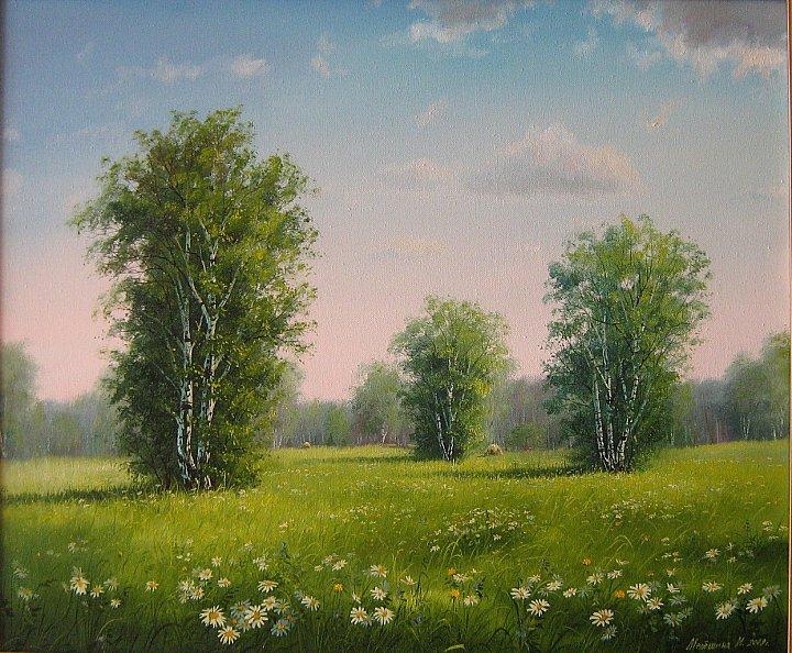Инна Мелёшина – Цветочная поляна