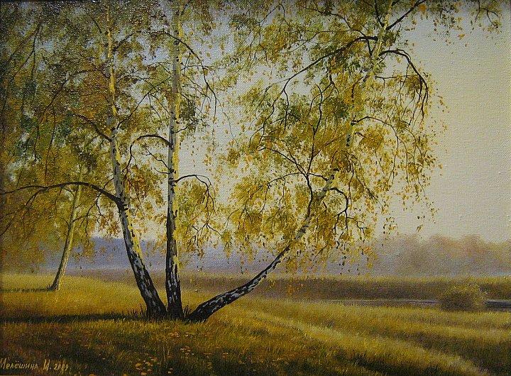 Инна Мелёшина – Там, за туманами