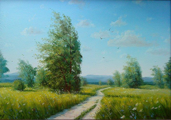 Инна Мелёшина – Ветреный день