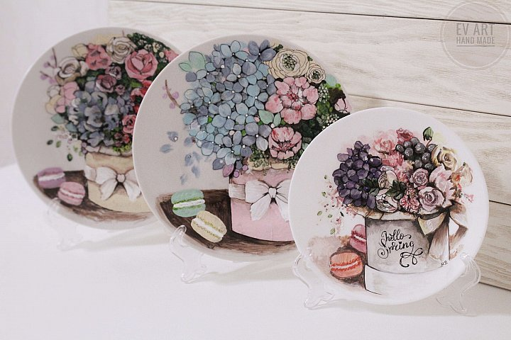 Flowers collections