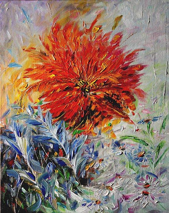 Цветы Севильи