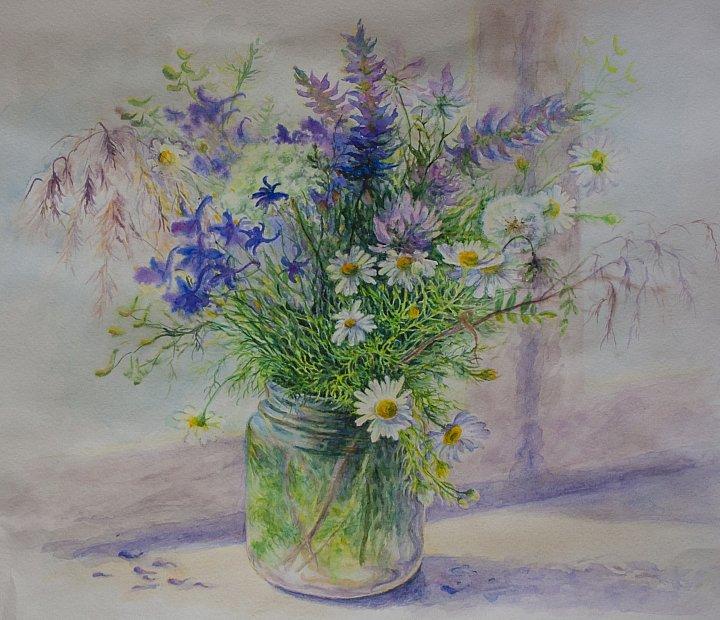 Анна Абрамова – Полевые цветы