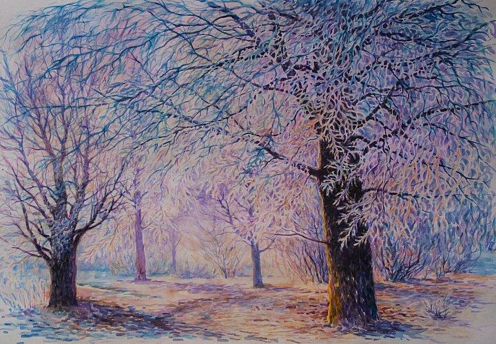 Анна Абрамова – Зима
