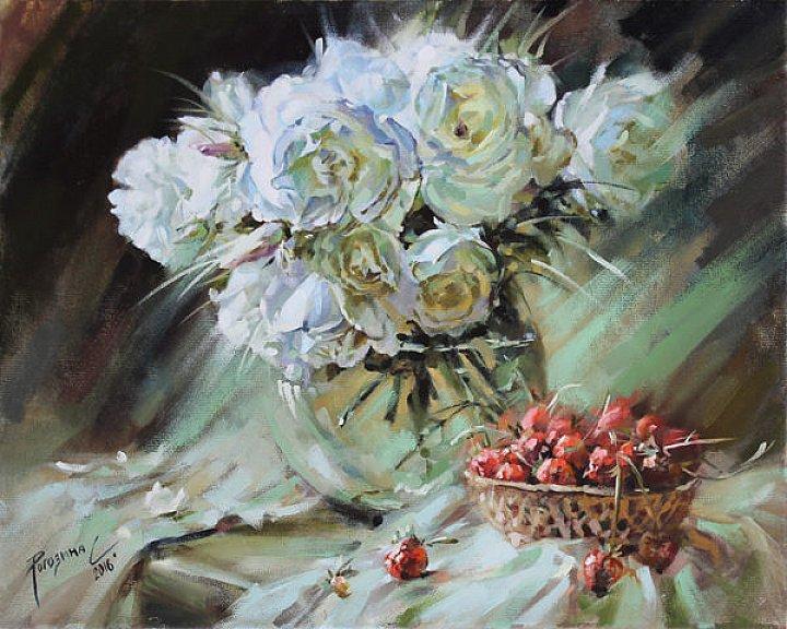 Светлана Рогозина – Белые розы