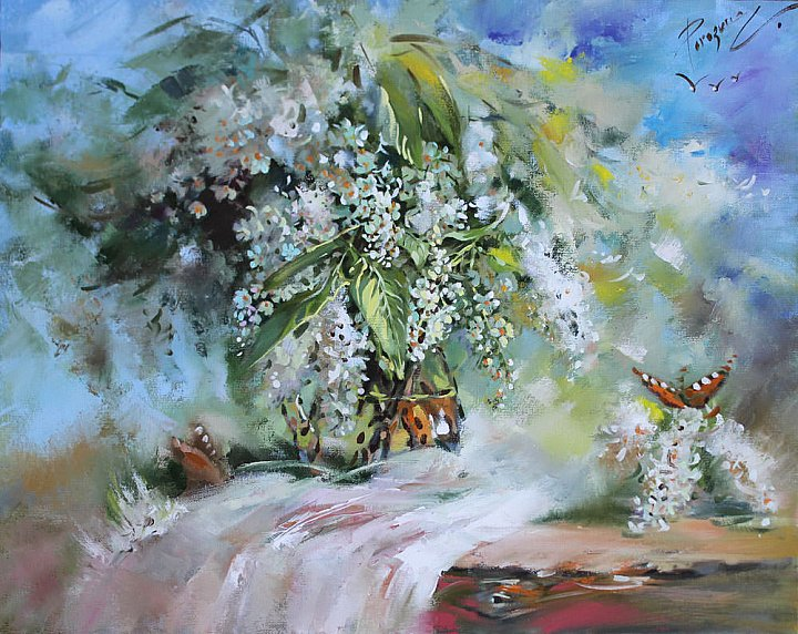 Светлана Рогозина – Черемуха. Здравствуй весна!