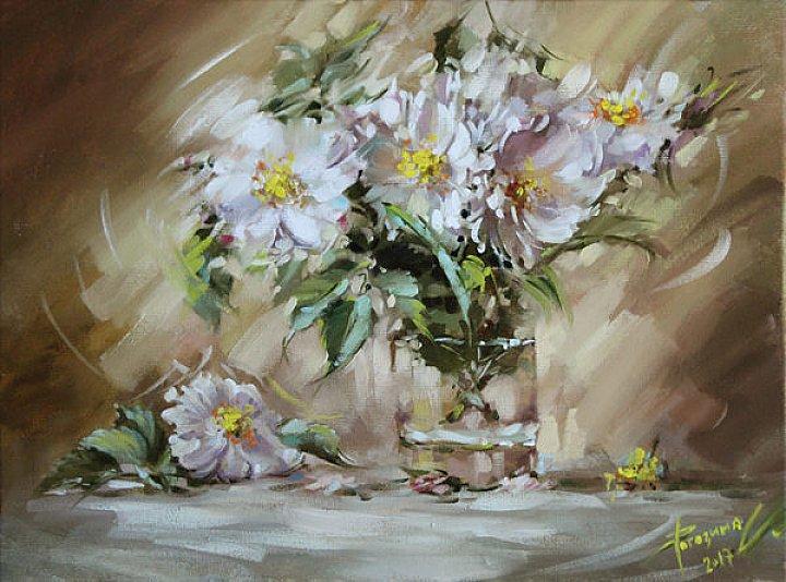 Светлана Рогозина – Цветочки нежные