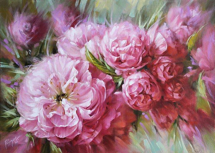 Светлана Рогозина – Цветущий миндаль