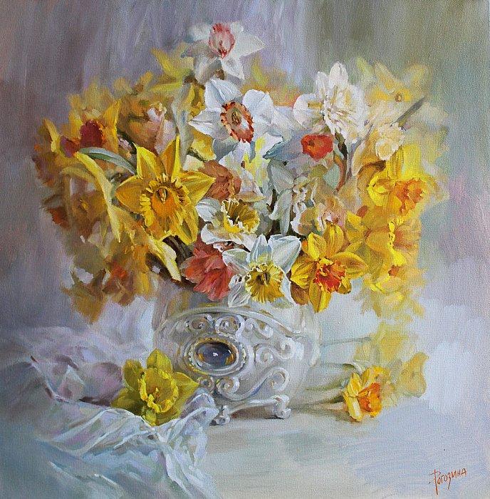 Светлана Рогозина – Нарциссы