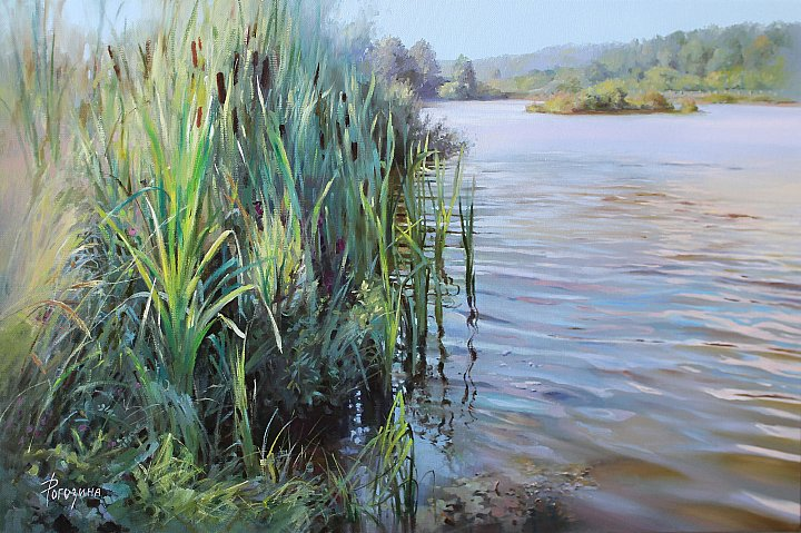 Светлана Рогозина – Озеро
