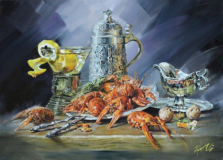 Светлана Рогозина – Рачки к ужину