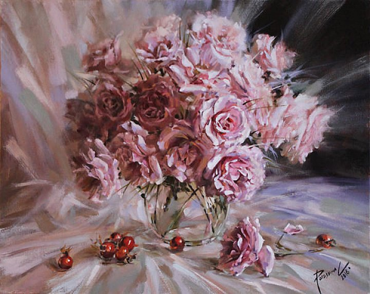 Светлана Рогозина – Розы