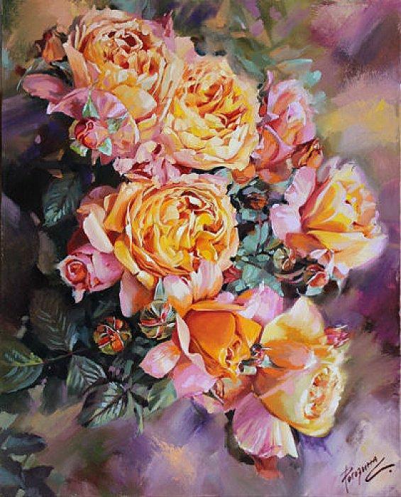 Светлана Рогозина – Вечерние розы