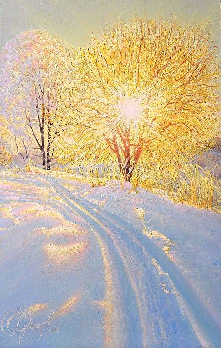 Роман Суханов – Мороз и солнце