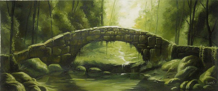 Bridge of Hope ~ Romeo Schitco