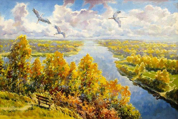 Сергей Бессонов – Аисты. Прощальный полёт